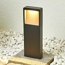 LED Borne Eclairage Exterieur 'Leya' en
