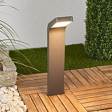 LED Borne Eclairage Exterieur 'Maddox' en