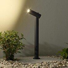 LED Borne Eclairage Exterieur 'Narea' en