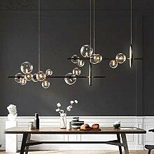 LED Boule Moderne en Verre et G4 LED Lampe