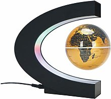LED Carte du Monde Magnétique Lévitation Boule