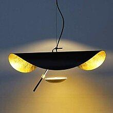 LED Chapeau Pendentif Lumière Moderne