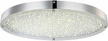 LED Conception Cristal Plafond Lampe Salon Salle