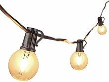 LED Guirlande Guinguette 7.62M Ampoule Blanche