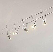 LED Lampe avec système sur câble 'Marno'