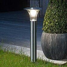 LED Lampe Solaire 'Jolin' (Moderne) en