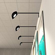 LED Luminaire de présentoir en magasin