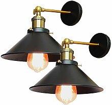 LED Moderne Simple Lampe Applique Murale Métal
