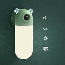 LED Night Light Motion Sensor Night Lamp Kids