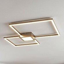 LED Plafonnier 'Duetto' à intensité