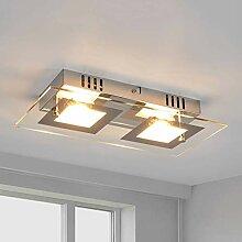 LED Plafonnier 'Manja' (Moderne) en