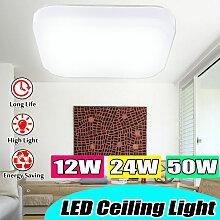 LED plafonnier carré luminaire lampe cuisine