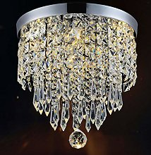 LED Plafonnier Lustre moderne Boule de cristal