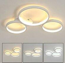 LED Plafonnier - Moderne Créatif Lampe de plafond