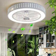 LED Plafonnier Ventilateur De Plafond Dimmable