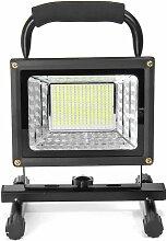 LED Projecteur Eclairage Portable Rechargeable