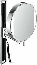 LED rasage et miroir cosmétique, miroir miroir