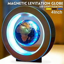LED Ronde Globe Carte Du Monde Magnétique Globe