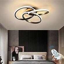 LED Salon Plafonnier Plafond Dimmable En Continu