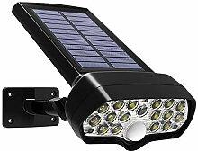 LED Solaire à détecteur de Mouvement Projecteur