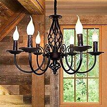 LED Suspension Pendentif Lampe Rustique Lampe