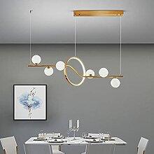 LED Suspensions Luminaire Scandinavie Salle à