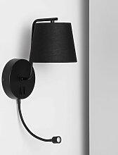 Ledkia - Lampe Murale Kuomba avec Flex LED de
