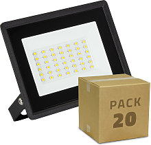 Ledkia - Pack Projecteur LED Solid 30W (20un)