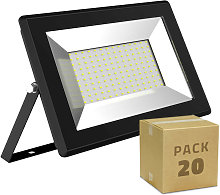 Ledkia - Pack Projecteur LED Solid 50W (20un)