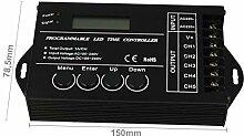 Ledlux TC423 Contrôleur programmable pour rampe