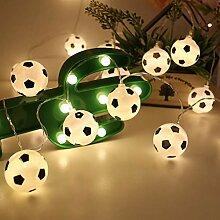 LEDMOMO Guirlande lumineuse LED en forme de ballon