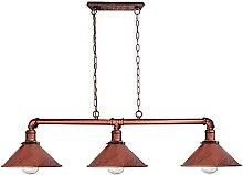 LEDSone Barre lumineuse 3 voies style rétro