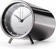 LEFF amsterdam Horloge de Bureau Tube Bronze