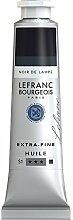 LEFRANC BOURGEOIS Huile Lefranc 40 ml Noir De