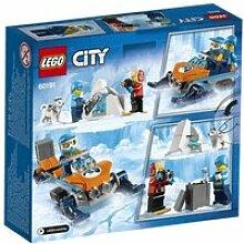 Lego 60191 city - les explorateurs de