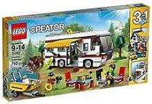 Lego creator - le camping-car - 31052 31052