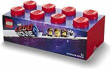 LEGO Movie 2 Brique 8 Boîte de Rangement,