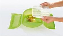 Lekue Papillote silicone avec grille 27,5 cm Lekue