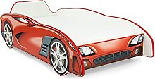 Leomark Moderne Lit D'Enfant Toddler Sport Car