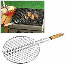 les colis noirs lcn Double Grille Barbecue Ronde