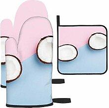 Les gants de cuisine et maniques en forme de