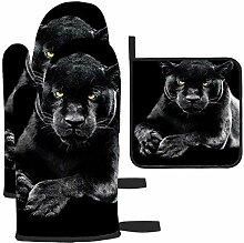 Les gants de cuisine et maniques Jaguar sont