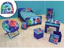 LES PYJAMASQUES Pack chambre complète pour enfant