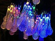 Lesley Pierce Multi Couleur Stalactite LED 30 LED