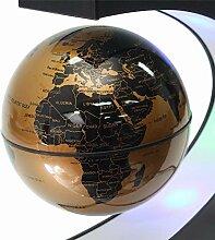 Lévitation Magnétique Globe Nuit Lumière