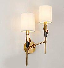 LG Snow Postmoderne Nouveau Simple LED Applique