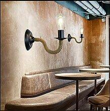 LG Snow Simple 4 W Corde De Fer LED Lampe Murale