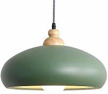 LGQ Novely Lustres - Lampe À Suspension En Bois