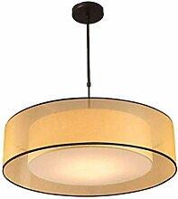 LGQ Novely Lustres - Lampe À Suspension En Tissu