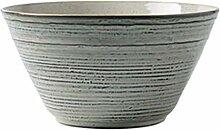 LHBNH Bol Bol Japonais Bol en Céramique Vaisselle